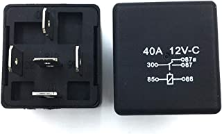 40 AMP Power Trim and Tilt Relay Pack of 2 584416 586224 18-5705 Replacement for Johnson Evinrude OMC