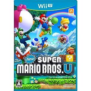 "New スーパーマリオブラザーズ U - Wii U"""