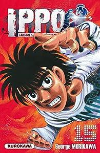 Ippo - saison 4, La loi du ring - tome 15 par George Morikawa