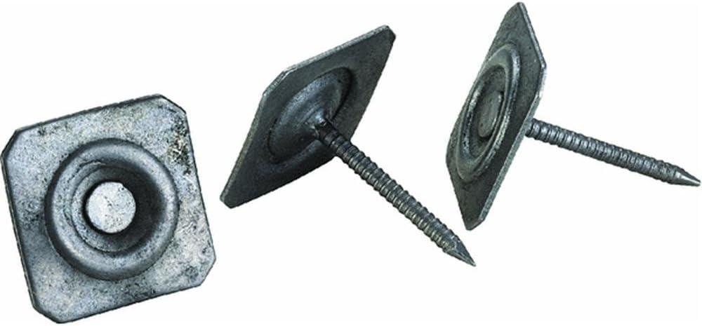 Primesource 114MSCAP25 3Gs Grip-Cap Cap High material Nail trust Metal