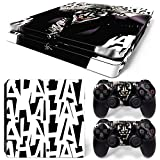 INTER FAST PS4 Game Console Sticker Fashion Sticker Colore Batman (colore: TN-PS4Slim-1496)