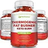 Fat Burner for Men and Woman l 120 Veggie Pills Endurance and Strength with Garcinia Cambogia, Green Coffee Bean Extract Forskohlii for Extreme Fat Loss Weight Loss Supplement Keto Diet
