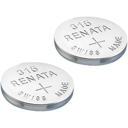 Varta Batterien Electronics V315 Lithium Knopfzellen Elektronik