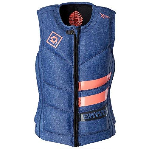 Mystic 2016 X Series Wake Impact Vest Blauw 160485