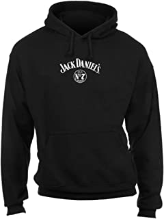 Jack Daniel's Men's Old No. 7 Logo Hoodie