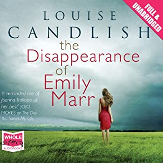 The Disappearance of Emily Marr cover art
