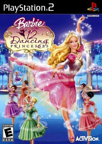 Barbie en las 12 princesas bailarinas [importación francesa]