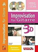 Improvisation für Gitarre. Pour Guitare