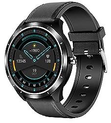 Smart Watch Pedometer Heart Rate Monitor ECG Sleep Monitor Waterproof Blood Pressure Fitness Tracker Wristwatch Men Women