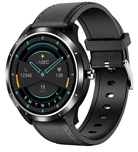 Smart Watch Pedometer Heart Rate Calorie Counter Sleep Tracker Blood Pressure Step Counter Waterproof Bluetooth Fitness Tracker Wristwatch Men Women
