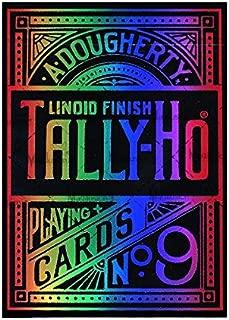 TALLY- HO (タリホー) トランプ No.9 Spectrum スペクトラム