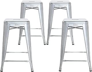 metal stackable bar stools