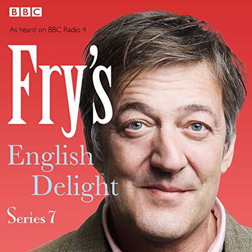 Fry's English Delight: Series 7 cover art