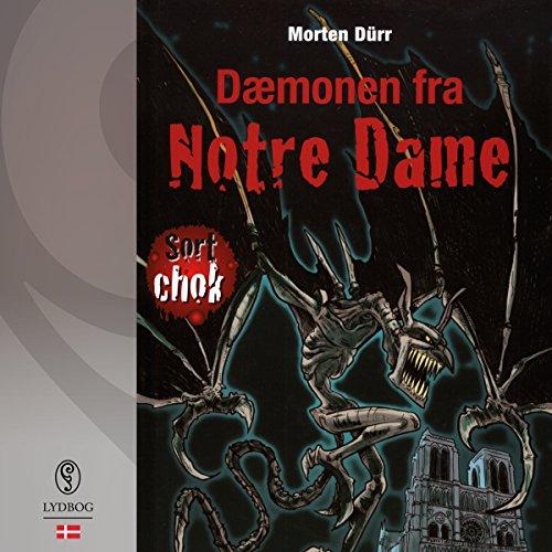 Dæmonen fra Notre Dame (Sort chok 5) Titelbild