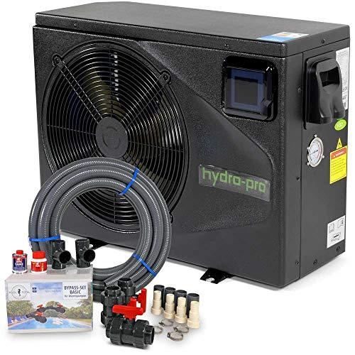 BEVO Hydro-Pro Wärmepumpe Typ P, Bypass-Set + Flexrohr/Poolheizung Typ P6/32 bis 15m³