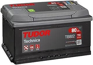 Tudor TB802 Exide Technica 80Ah, 12V