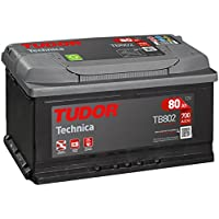 Tudor TB802 Exide Technica 80Ah, 12V.