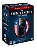 Captain America: 3-Movie Collection (Blu-ray...