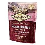 Carnilove Carnilove Salmon & Turkey Kitten Growth Comida Deshidratada Para Gato 400 Kg - 400 gr