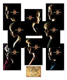 Close Up Hunger Games Poster Set - Tribute von Panem 8 US