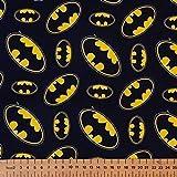 Dc Comics Batman Zeichen - 100% Basteln Baumwolle
