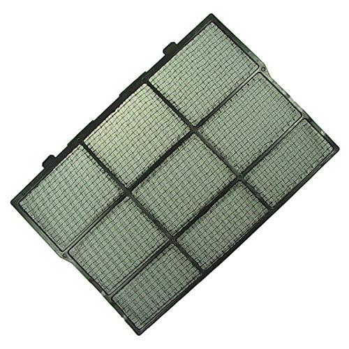 Filtro in plastica nero (323532-55139) condizionatore 5230AR2630A, 5230AR2003A LG