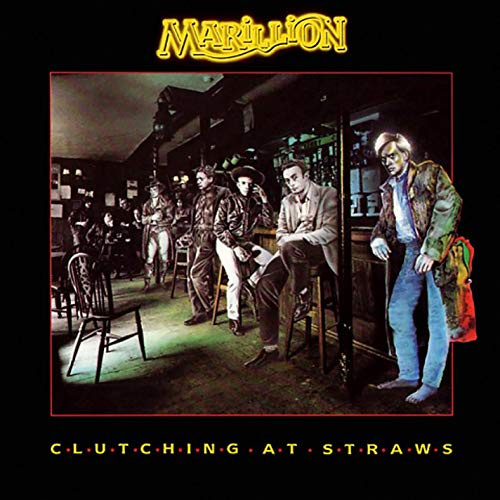 Marillion: Clutching at Straws (Deluxe Edition) [Vinyl LP] (Vinyl (Deluxe Edition))