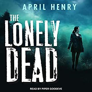 The Lonely Dead audiobook cover art