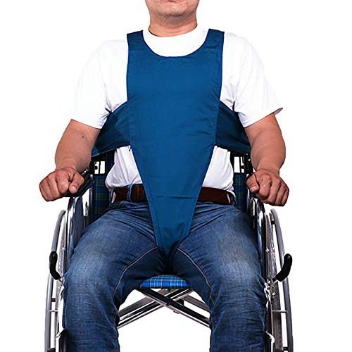 Correas De Seguridad Para Sillas De Ruedas, Cinturones Portátiles De Soporte Para El Torso Para Ancianos, Equipo De Protección Para Pacientes Postrados En Cama, Antideslizantes Y a Prueba De Caídas
