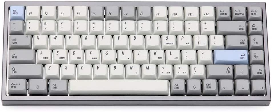 ZEFS--ESD Ranking Limited time trial price TOP10 Keycaps CH XDA Set Keyboards for Dye-sub