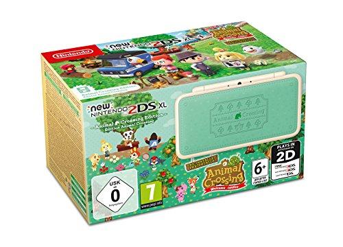 New Nintendo 2DS XL Animal Crossing Edition + Animal Crossing: New Leaf W.A. - Limited