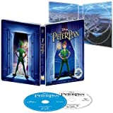 Peter Pan [Signature Collection] [SteelBook] [Blu-ray/DVD] BESTBUY EXCLUSIVE