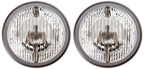 Ring FBRL0572C 2 Projecteurs Microline Ronds Antibrouillard + Cache Ring