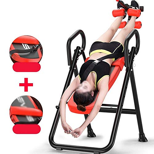 Why Choose Inversion Table 90 Degree Adjustable Handstand Machine Inversion Table Shoulder Stand Hop...