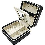 Best Travel Jewelry Cases - Kidepoch Travel Jewelry Organizer, Double Layer Jewelry Box Review