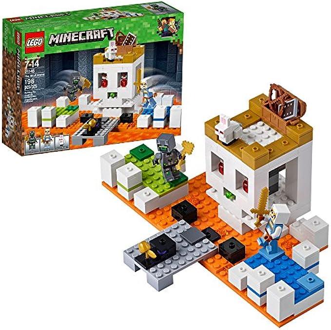 LEGO Minecraft ארנה  21145