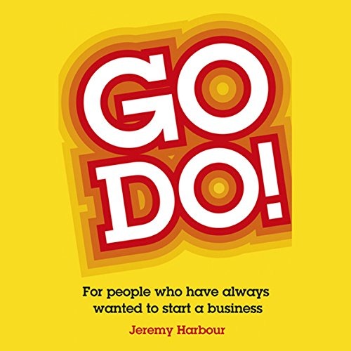 Go Do! audiobook cover art