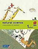 Natural science. 1 Primary. Savia . Madrid.19