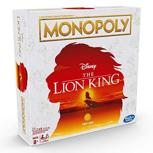 Monopoly: Le Roi Lion (The Lion King) - 1