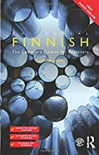 Colloquial Finnish: The Complete Course for Beginners (Colloquial Series (Book Only))