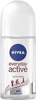 NIVEA Everyday Active Roll On Anti-Perspirant Deodorant, 50ml