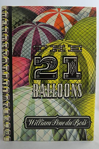 The Twenty-One Balloons[21 BALLOONS][Hardcover]