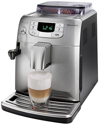 Saeco HD8752/85 Macchina espresso automatica Intelia Evo Metal