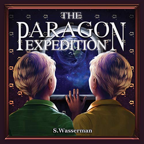 The Paragon Expedition audiobook cover art