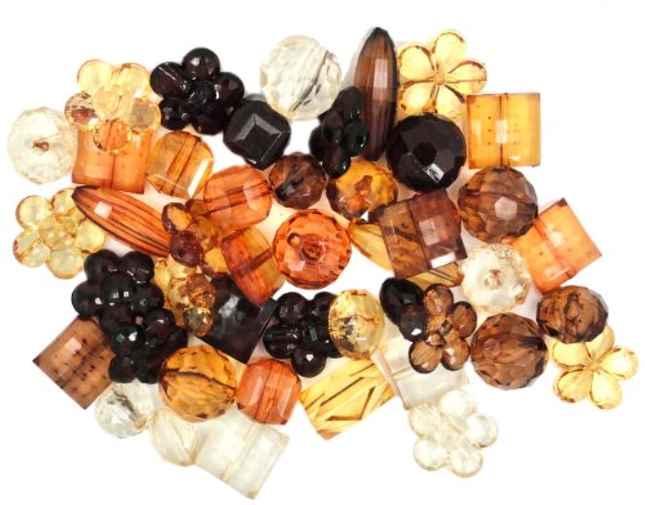 Jesse James Beads 5573 Urban Ice Acrylic Beads, Cat's Eye