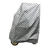 ides 三輪車カバー サンシェード、コントロールバー付き三輪車に対応