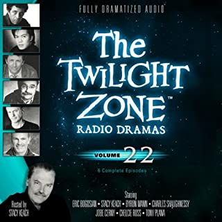 The Twilight Zone Radio Dramas, Volume 22 cover art