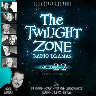 The Twilight Zone Radio Dramas, Volume 22 cover art