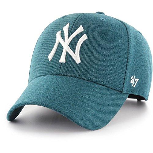 '47 Brand Snapback Cap - MVP New York Yankees Pacific Green