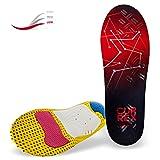 CURREX CleatPro Sohle Low Profile. Deine neue Dimension des Fußballs. Performance Einlegesohle für Fußball- oder Stollen-Schuhe. Gr EU 34,5-36,5